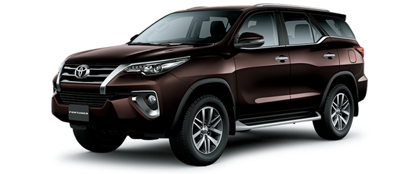 Toyota Fortuner TRD 2.7 AT 4×2