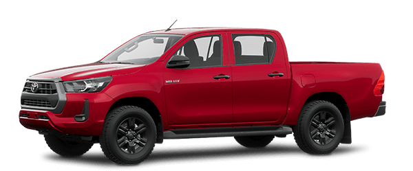Toyota Hilux 2.4E 4×2 MT