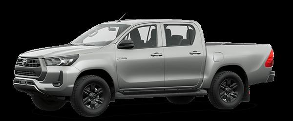 Toyota Hilux 2.4G 4×4 MT
