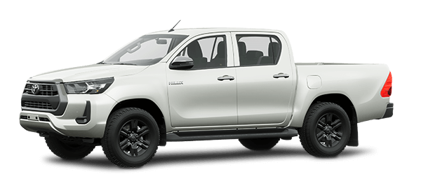 Toyota Hilux 2.4E 4×2 AT