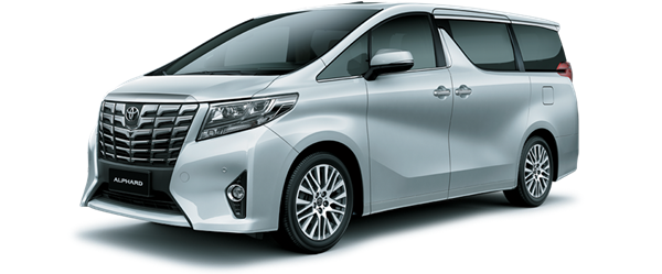 Toyota Alphard Luxury