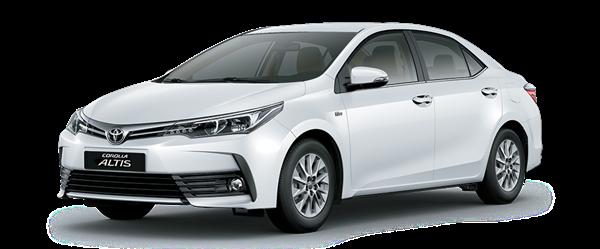 Toyota Corolla Altis 1.8E MT