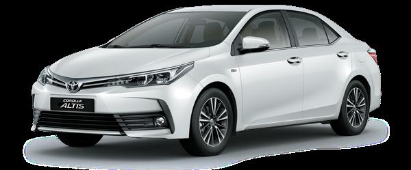 Toyota Corolla Altis 1.8G CVT